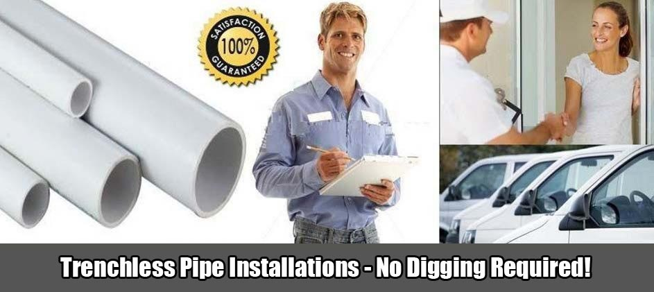 Ben Franklin Plumbing, Inc Trenchless Pipe Installation